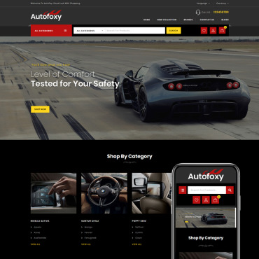 Website Template № 85154