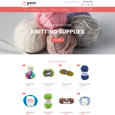 Website Template № 85179