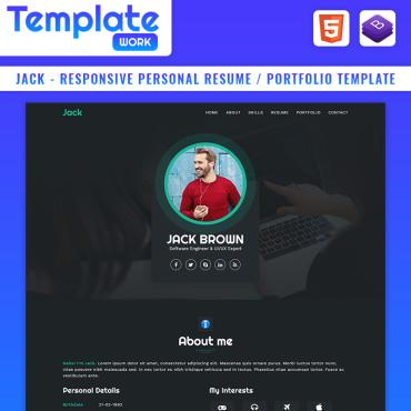 Website Template № 85201