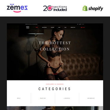Website Template № 85219