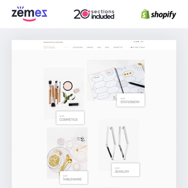 Website Template № 85226