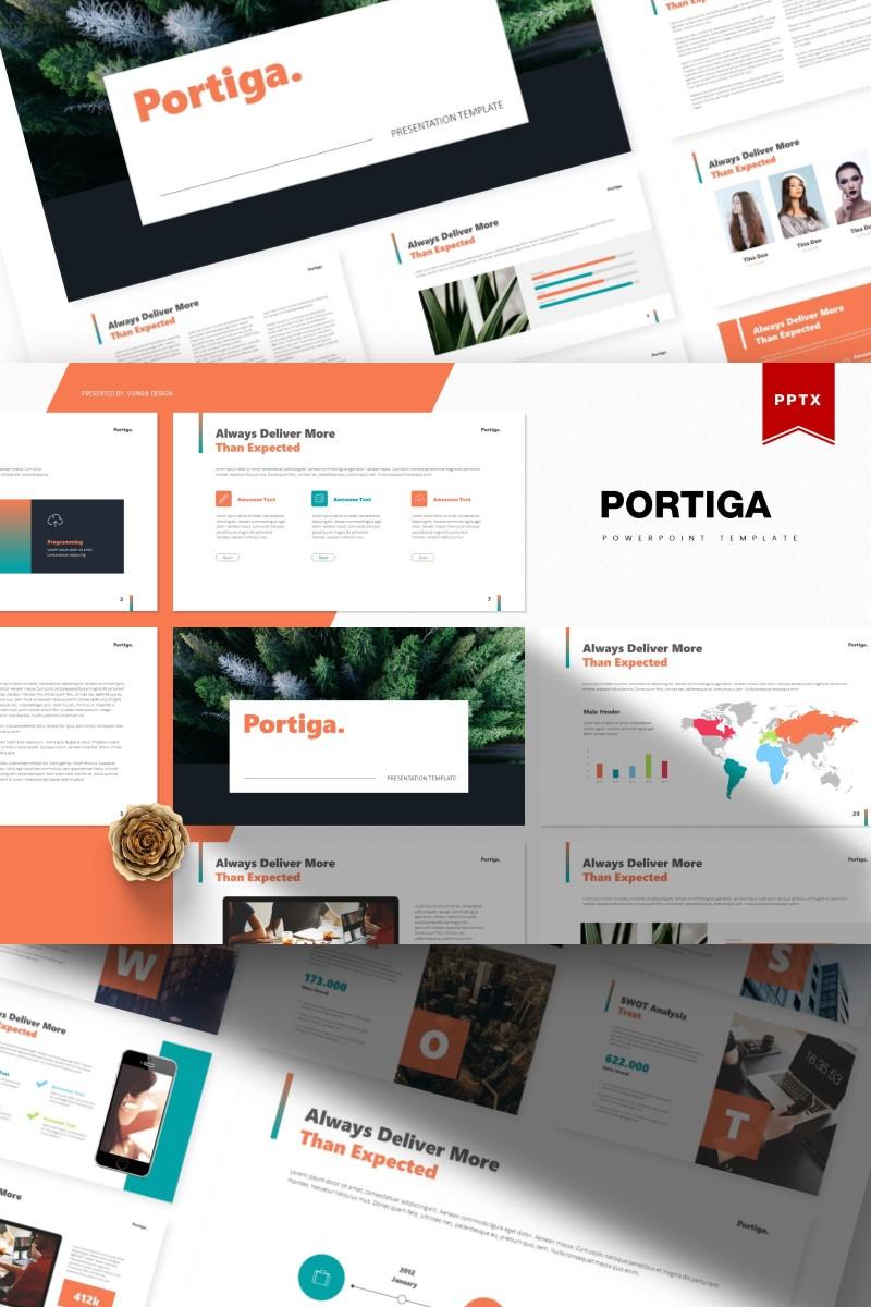 Portiga | PowerPoint Template
