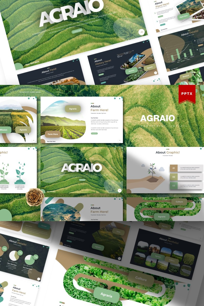 Agraio | PowerPoint Template
