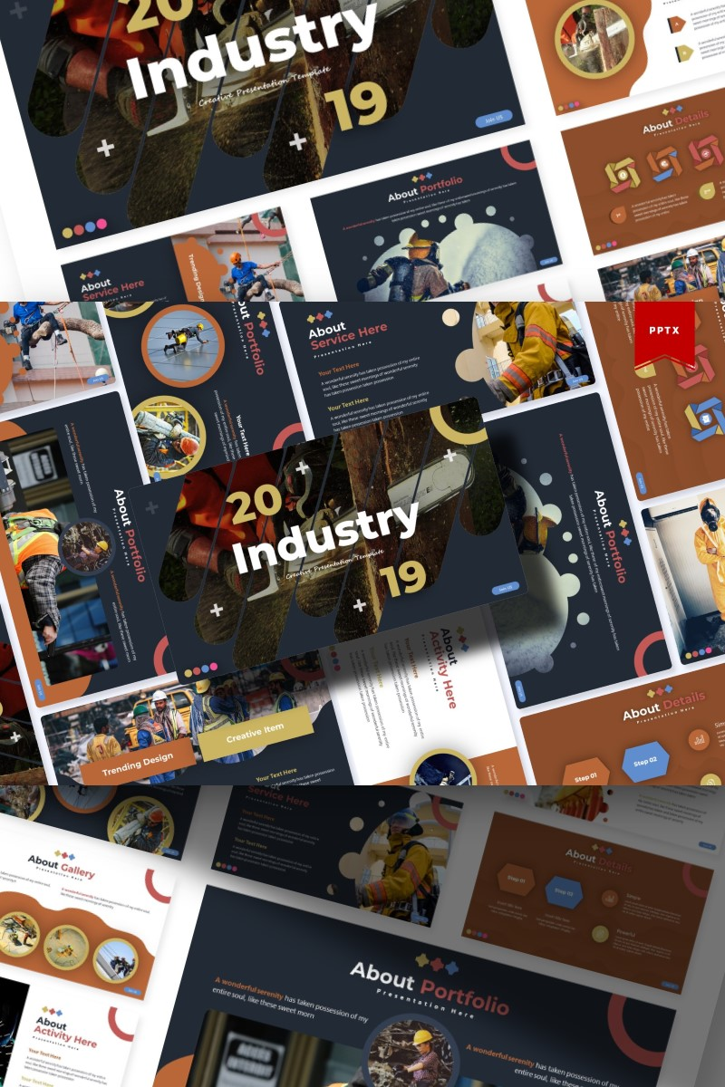 Industry | PowerPoint Template