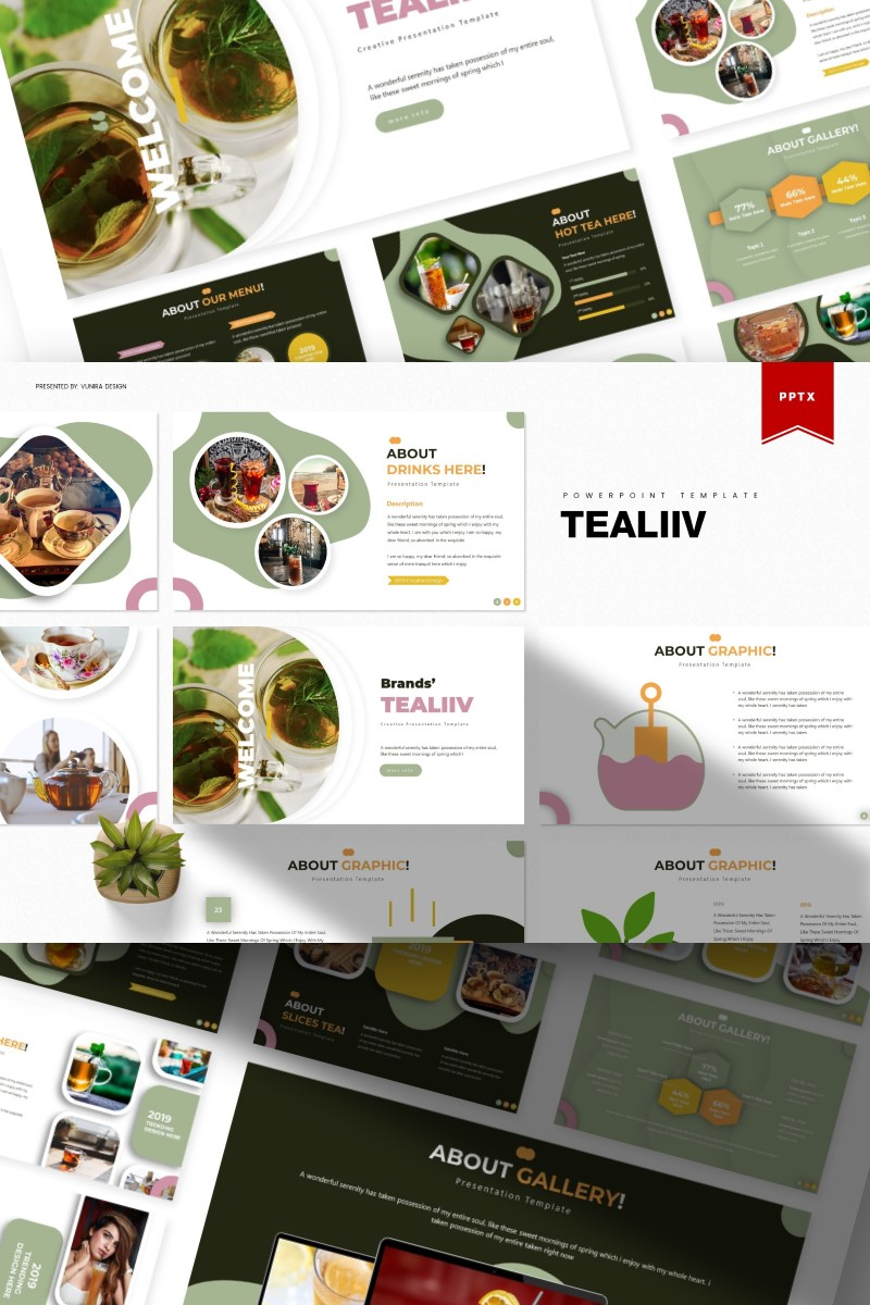 Telivv   PowerPoint Template