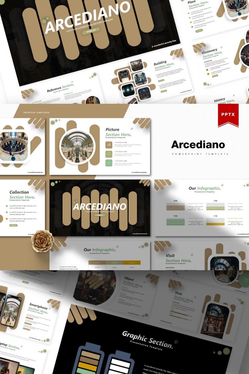 Arcediano | PowerPoint Template