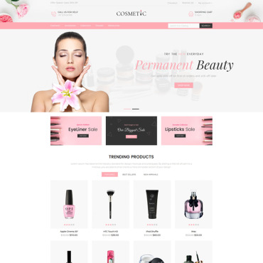 Template OpenCart #85559