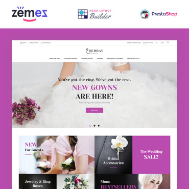 Website Template № 85591