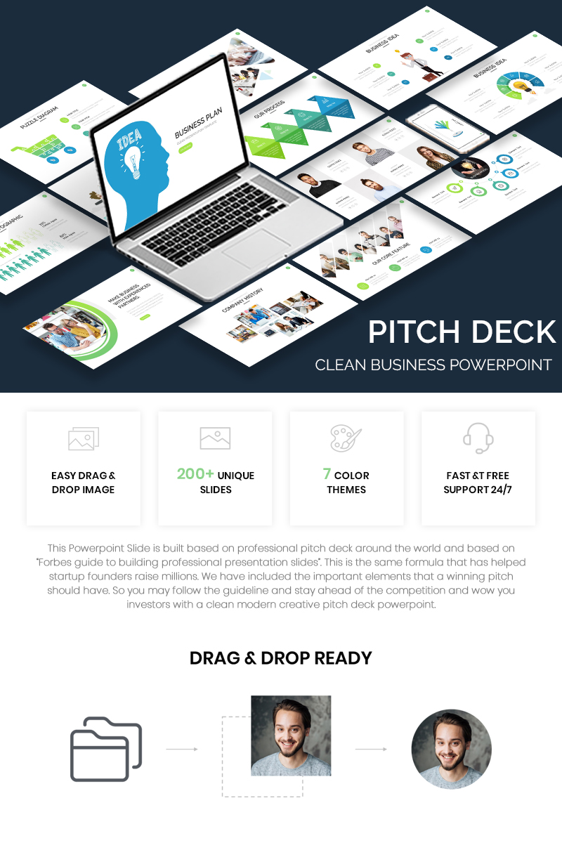 Consulting-  Business Plan PowerPoint Template