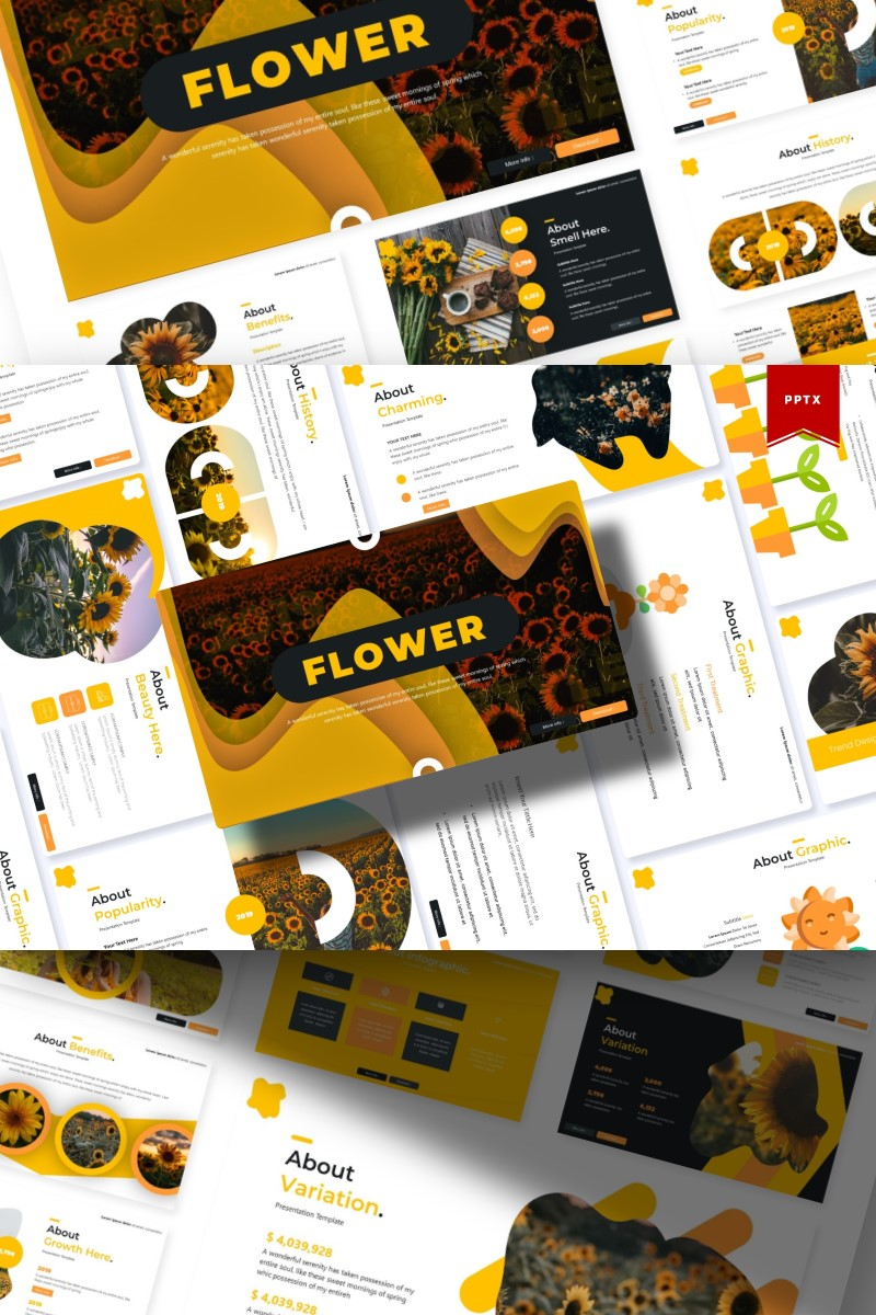 Flower | PowerPoint Template
