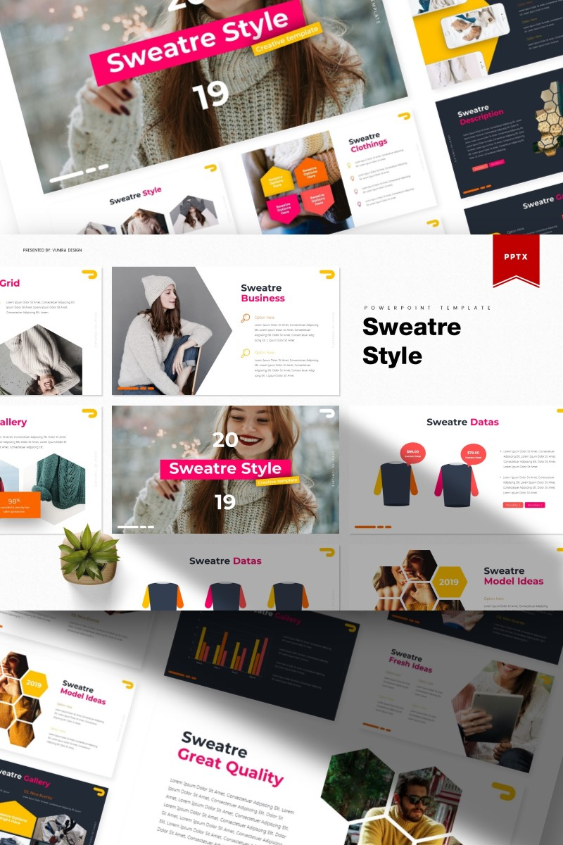 Sweatre Style | PowerPoint Template