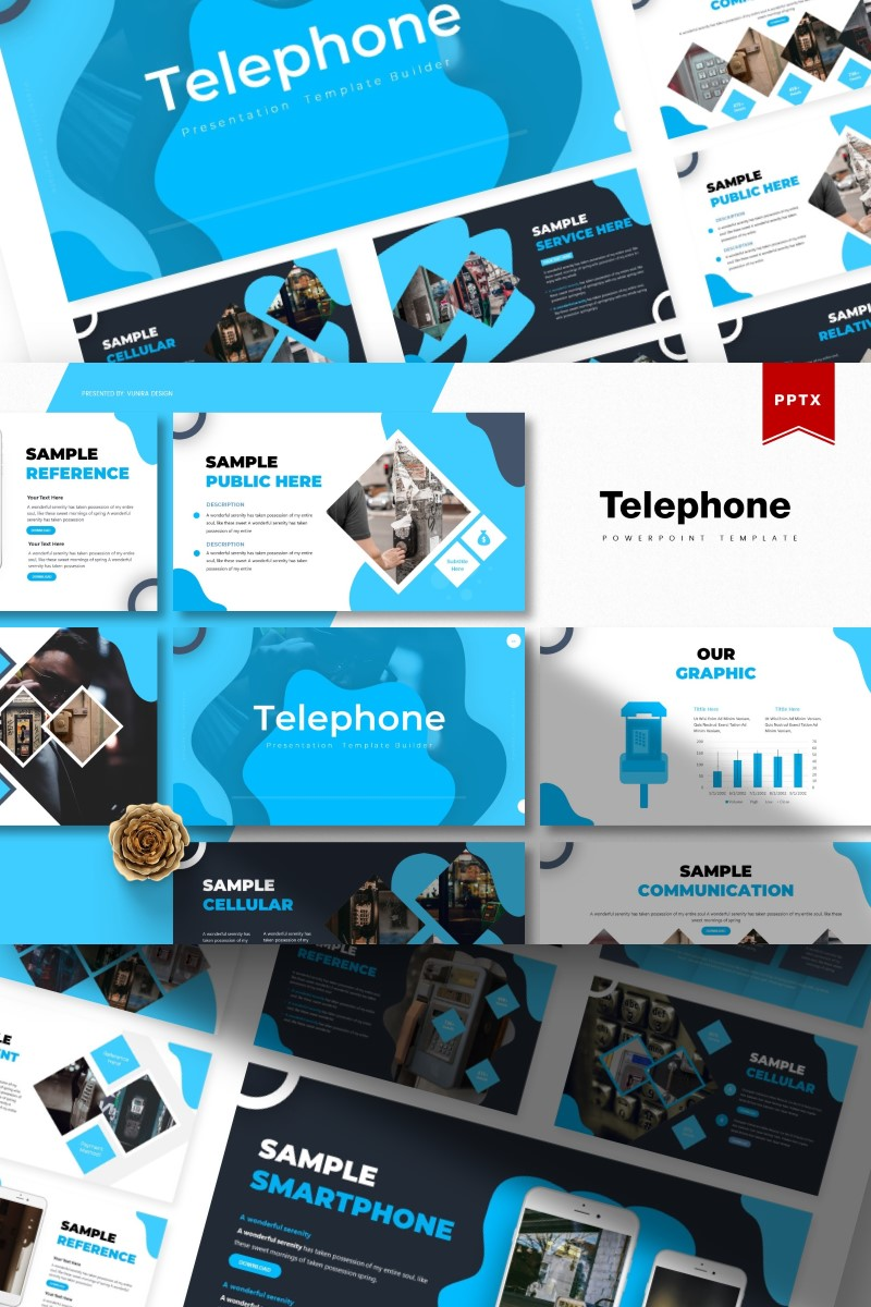 Telephone | PowerPoint Template