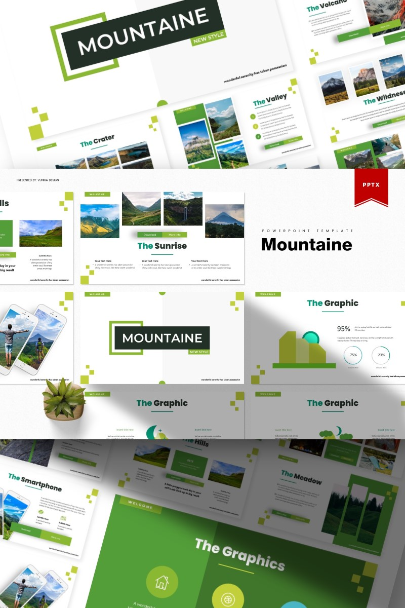 Mountaine | PowerPoint Template
