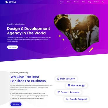 Website Template № 86042