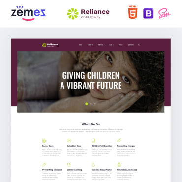 Website Template № 86103