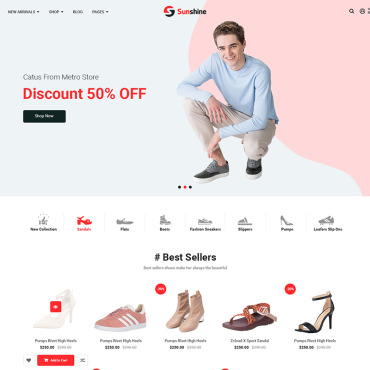 Website Template № 86162