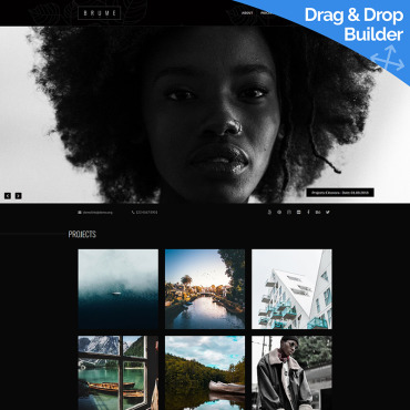 Website Template № 86208