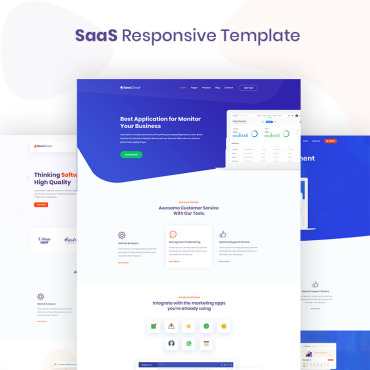 Template Software HTML, JS şi CSS #86228