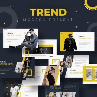 Website Template № 86329