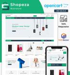 Šablona pro OpenCart #86345