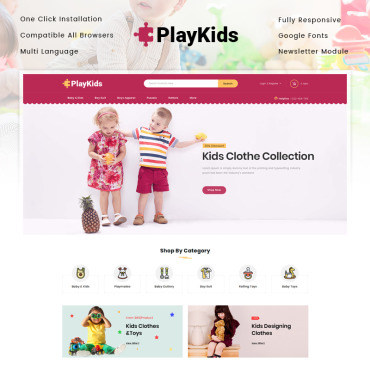 Website Template № 86400