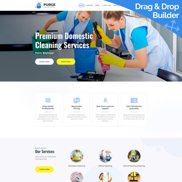 Website Template № 86631