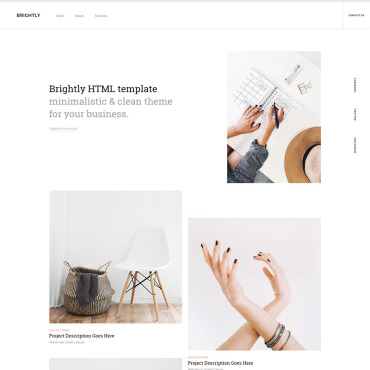 Website Template № 86643
