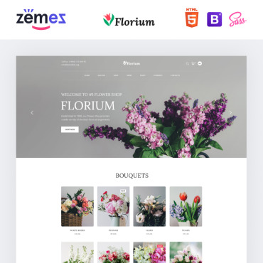 Website Template № 86751