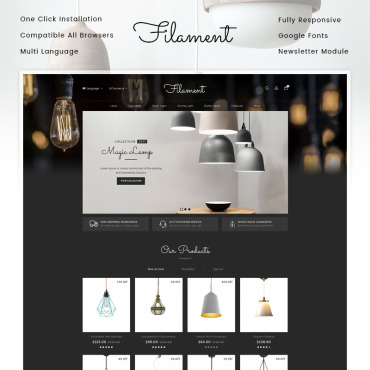 Website Template № 86808