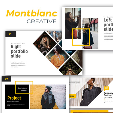 Website Template № 86810