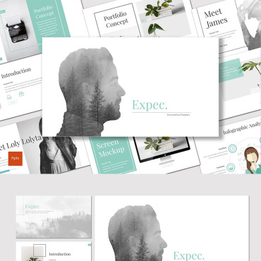 Website Template № 86856