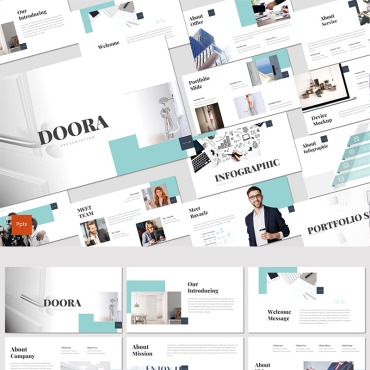 Website Template № 86857