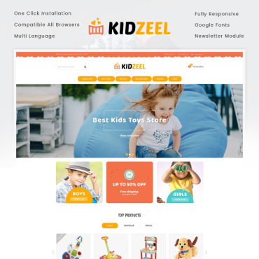 Website Template № 86896