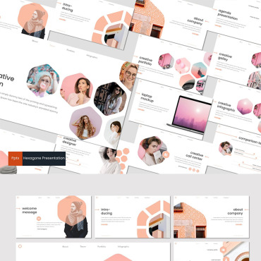 Website Template № 86899