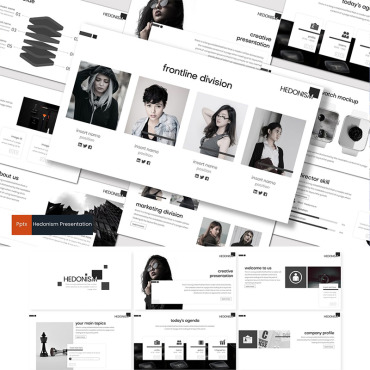 Website Template № 86901