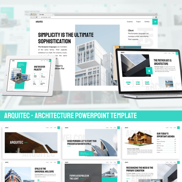 Website Template № 86904