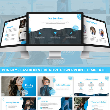 Website Template № 86905