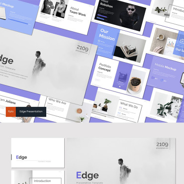 Website Template № 86907