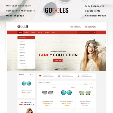 Website Template № 86908