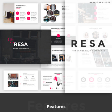 Website Template № 86957