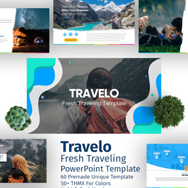 Website Template № 86958