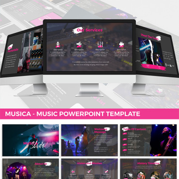 Website Template № 87002