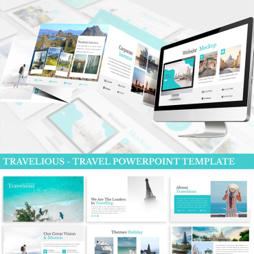 Website Template № 87003