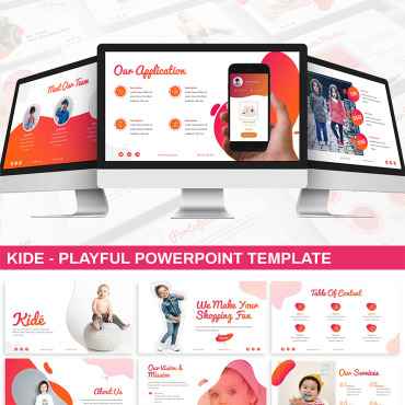 Website Template № 87004