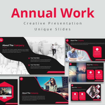 Website Template № 87015