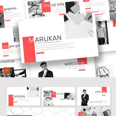 Website Template № 87016