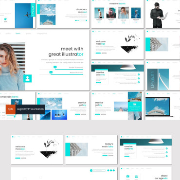 Website Template № 87017