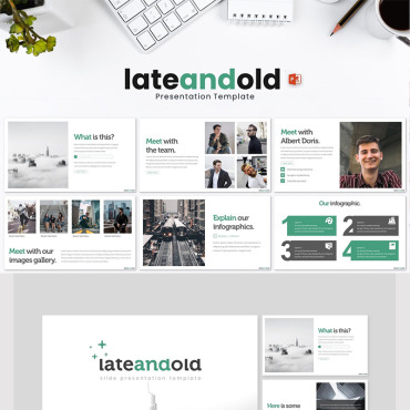 Website Template № 87019