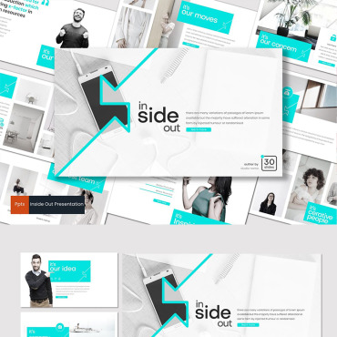 Website Template № 87085