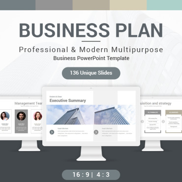Website Template № 87161